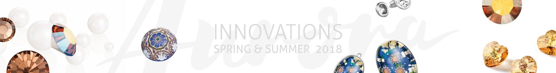 Preciosa Innovations Frühjahr/Sommer 2018