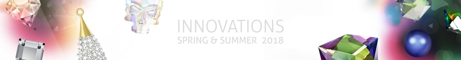 Swarovski® New Perspectives- Inspirations SS 2018