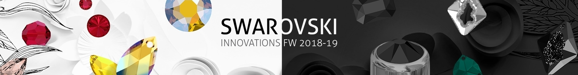 Swarovski® Innovations Herbst/Winter 2018/19