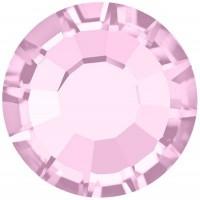 Rose Hotfix Strass bleifrei ss10 Light Amethyst HF