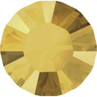 Xilion Chaton pp11 Crystal Metallic Sunshine F