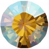 Xilion Chaton pp11 Light Topaz Shimmer F