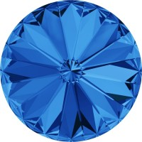 Rivoli Chaton 12mm Sapphire F