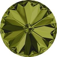 Rivoli Chaton 12mm Olivine F