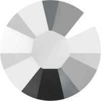 Xilion Rose Hotfix Strass ss10 Crystal Light Chrome HF