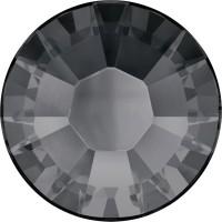 Xilion Rose Hotfix Strass ss10 Crystal Silver Night HF