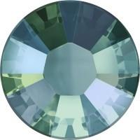 Xilion Rose Hotfix Strass ss10 Black Diamond Shimmer HF