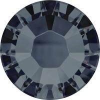 Xilion Rose Hotfix Strass ss10 Graphite HF