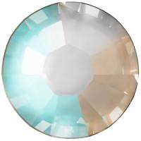 Xilion Rose Hotfix Strass ss10 Crystal Light Grey DeLite HFT