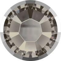 Xilion Rose Rimmed Hotfix Strass ss10 Greige & Lt. Chrome Z A HF