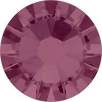 Xilion Rose Strassstein ss5 Burgundy F