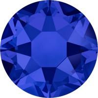 Xirius Rose Hotfix Strass ss12 Crystal Meridian Blue HF
