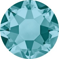 Xirius Rose Hotfix Strass ss12 Blue Zircon HF