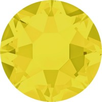 Xirius Rose Hotfix Strass ss16 Yellow Opal HF