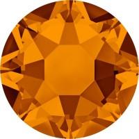 Xirius Rose Hotfix Strass ss34 Tangerine HF