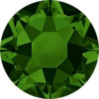 Xirius Rose Hotfix Strass ss12 Dark Moss Green HF