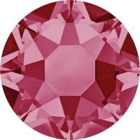 Xirius Rose Hotfix Strass ss16 Indian Pink HF