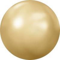 Cabochon Hotfix Halb-Perle ss16 Crystal Golden Shadow HF