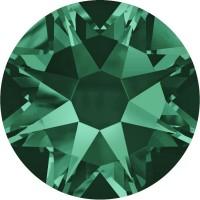 Xirius Rose Strassstein ss34 Emerald F