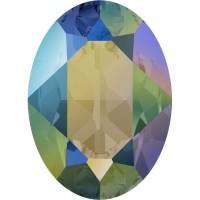 Oval 18x13mm Crystal Paradise Shine F