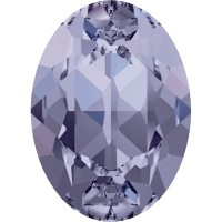 Oval 18x13mm Provence Lavender F