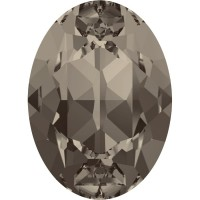 Oval 18x13mm Greige F