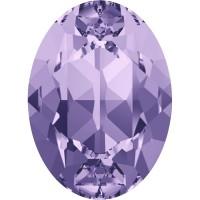 Oval 18x13mm Violet F