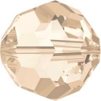 Round Perle (Großloch) 8mm Silk