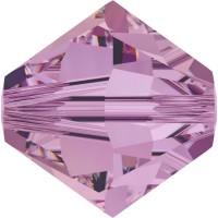 Xilion Perle 3mm Crystal Lilac Shadow
