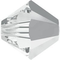 Xilion Perle 4mm Crystal Light Chrome