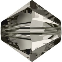 Xilion Perle 4mm Crystal Satin