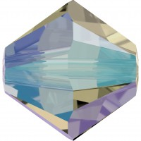 Xilion Perle 4mm Black Diamond Shimmer 2x
