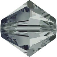 Xilion Perle 4mm Black Diamond
