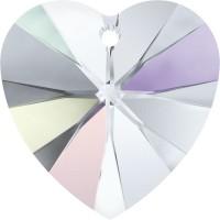 Xilion Heart Anhänger 18x17.5mm Crystal AB