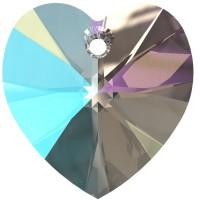 Xilion Heart Anhänger 18x17.5mm Crystal Shimmer