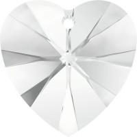 Xilion Heart Anhänger 18x17.5mm Crystal