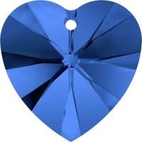 Xilion Heart Anhänger 14.4x14mm Sapphire