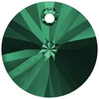 Xilion Anhänger 6mm Emerald