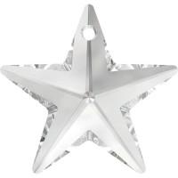 Star Anhänger 20mm Crystal