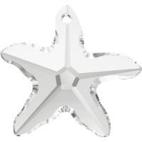 Starfish Anhänger 20mm Crystal