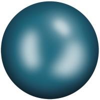 Ceramic Cabochon Hotfix ss10 Blue Green HF