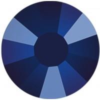 Rose Strass Hotfix ss6 Crystal Sapphire Flare HF