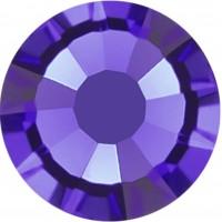 Rose Strass Hotfix ss16 Purple Velvet HF