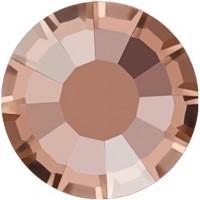 Rose Strass Hotfix ss30 Crystal Apricot HF