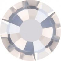 Rose Strass Hotfix ss8 Crystal Silver Shade HF