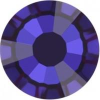 Rose Strass Hotfix ss10 Crystal Meridian Blue HF