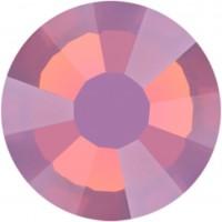 Rose Strass Hotfix ss30 Cyclamen Opal HF