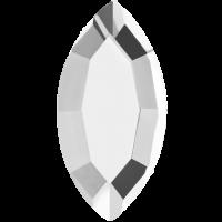 Navette Hotfix 10x5mm Crystal HF