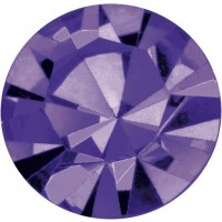 Optima Chaton ss39 Deep Tanzanite F