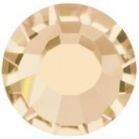 VIVA12 Rose Strassstein bleifrei ss6 (2.0mm) Crystal Honey F (00030HON)